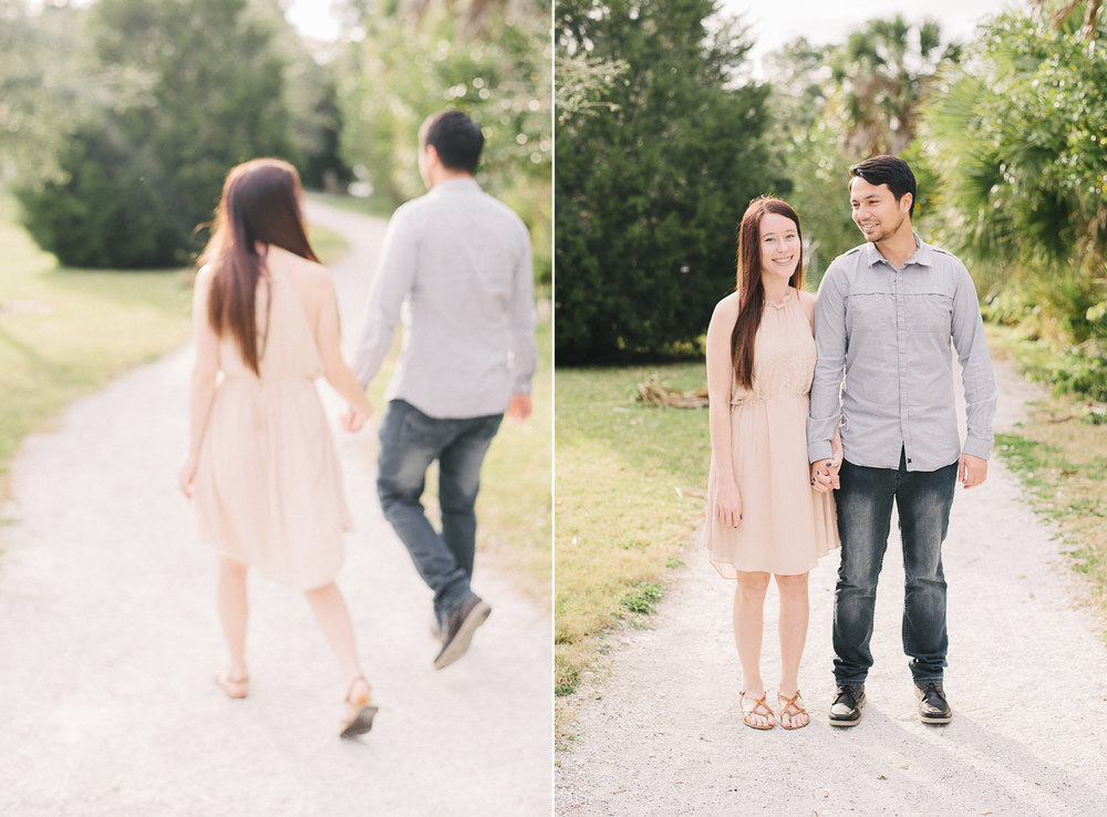 Siesta Key Beach Engagement Session
