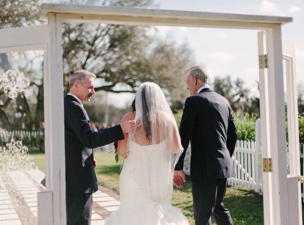 Beautiful Florida Farm Wedding