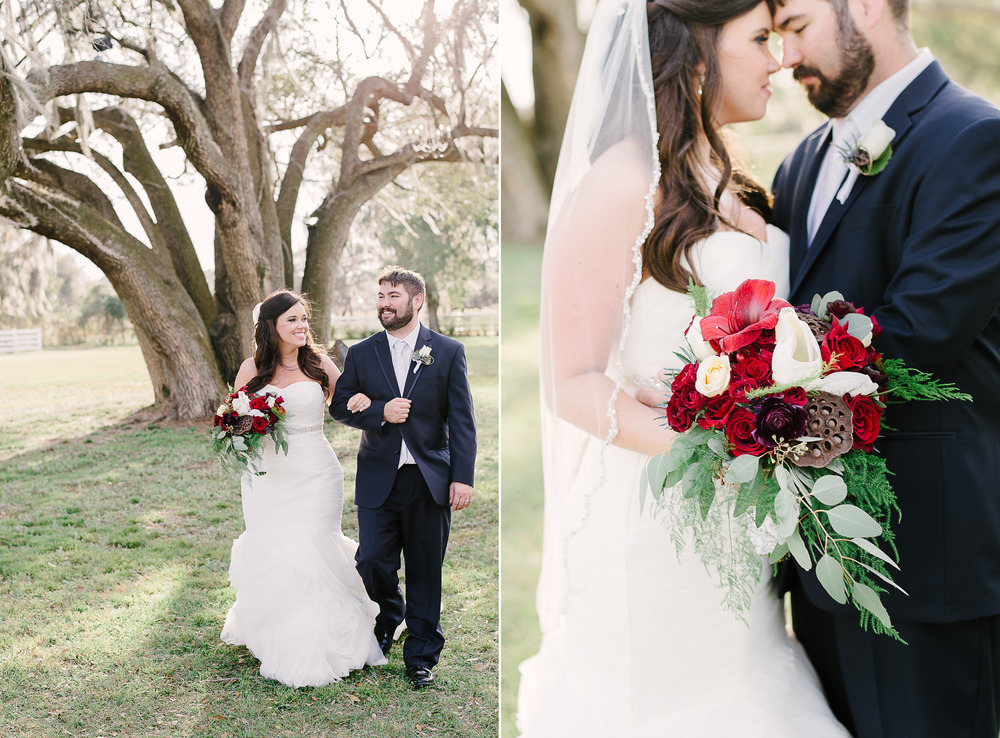Elegant Outdoor Wedding Florida