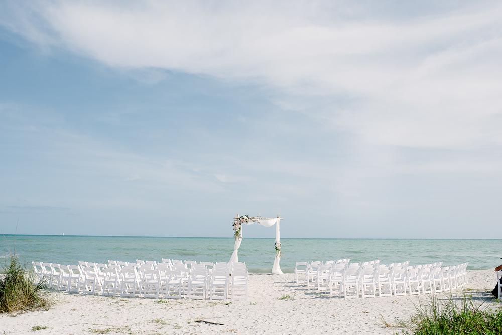 Beautiful Beach Wedding in Florida