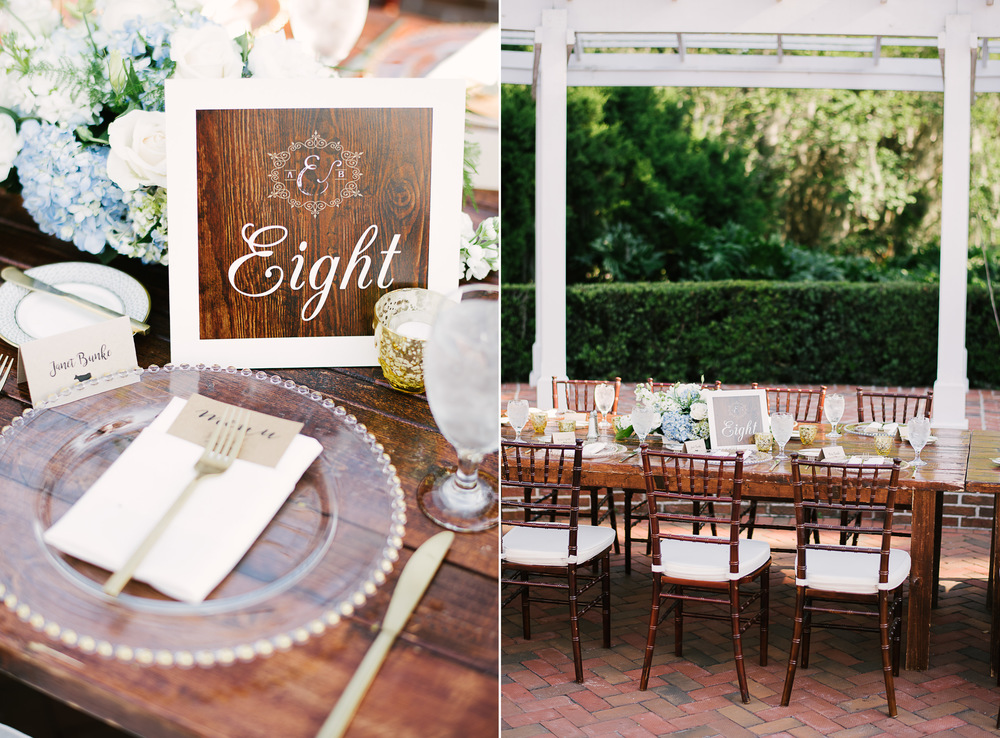 Farm Table Wedding Inspiration