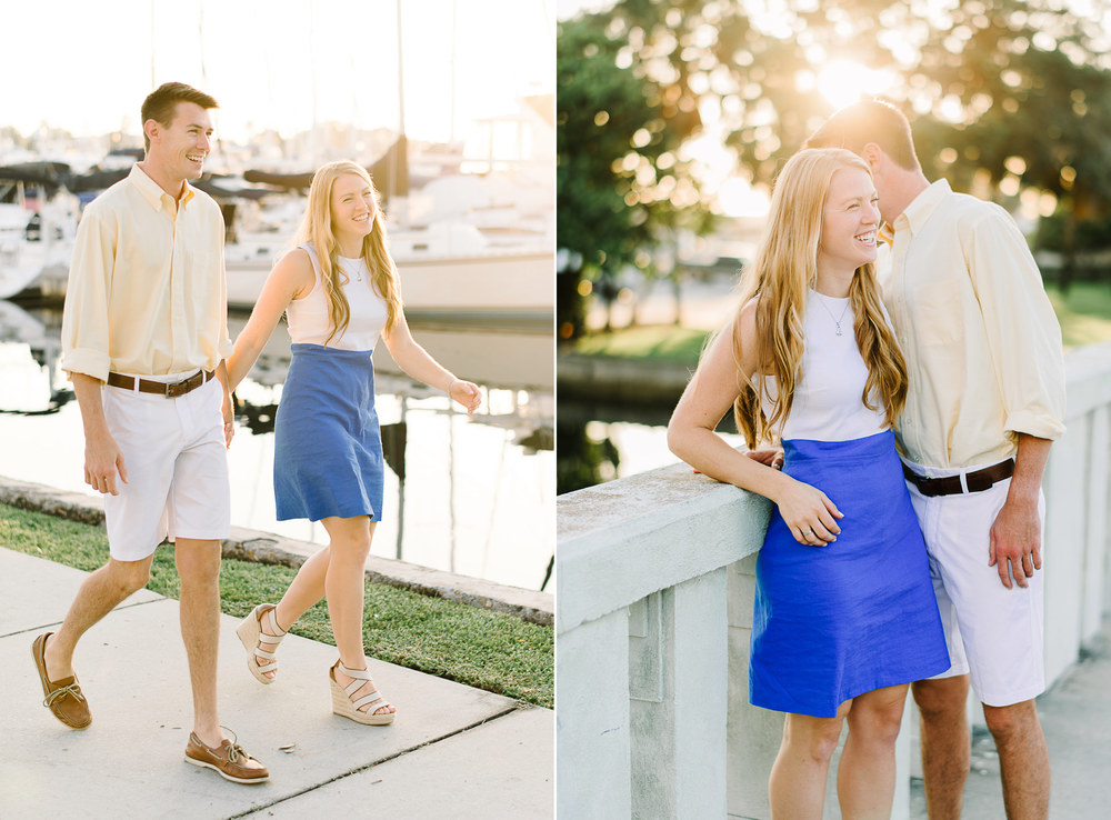 Sailboat Engagement Session