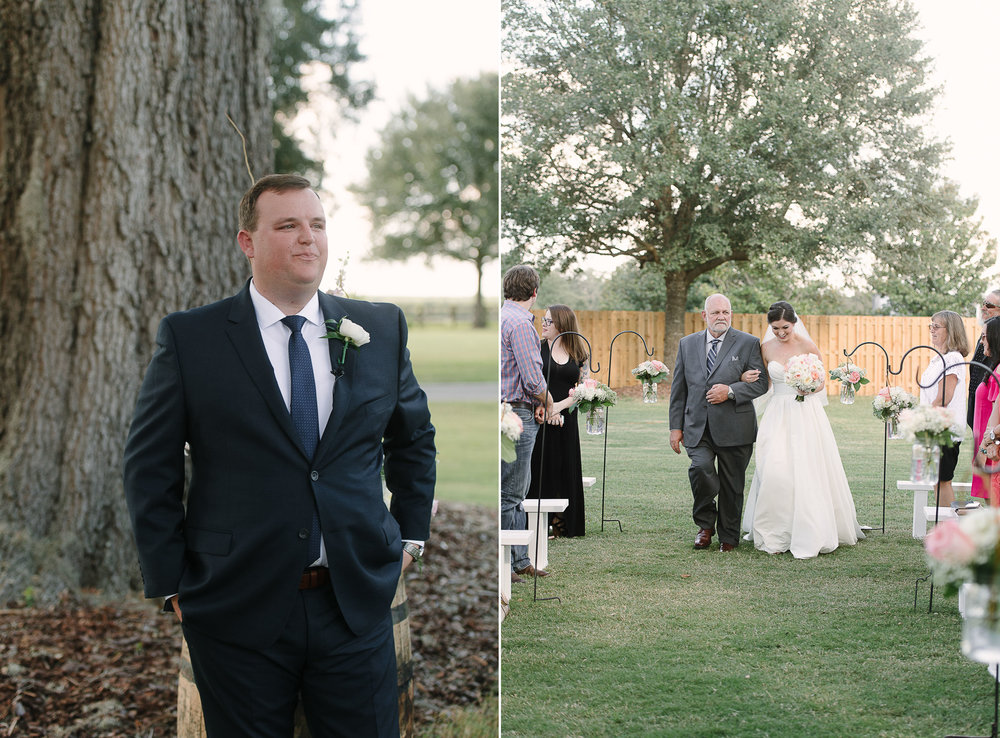 Rembert Farm Wedding Gainesville Florida
