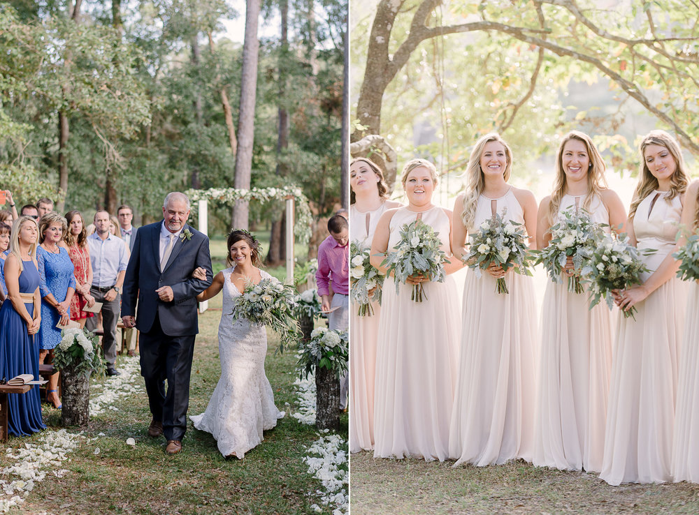 Shiloh Farm Wedding Tallahassee Florida