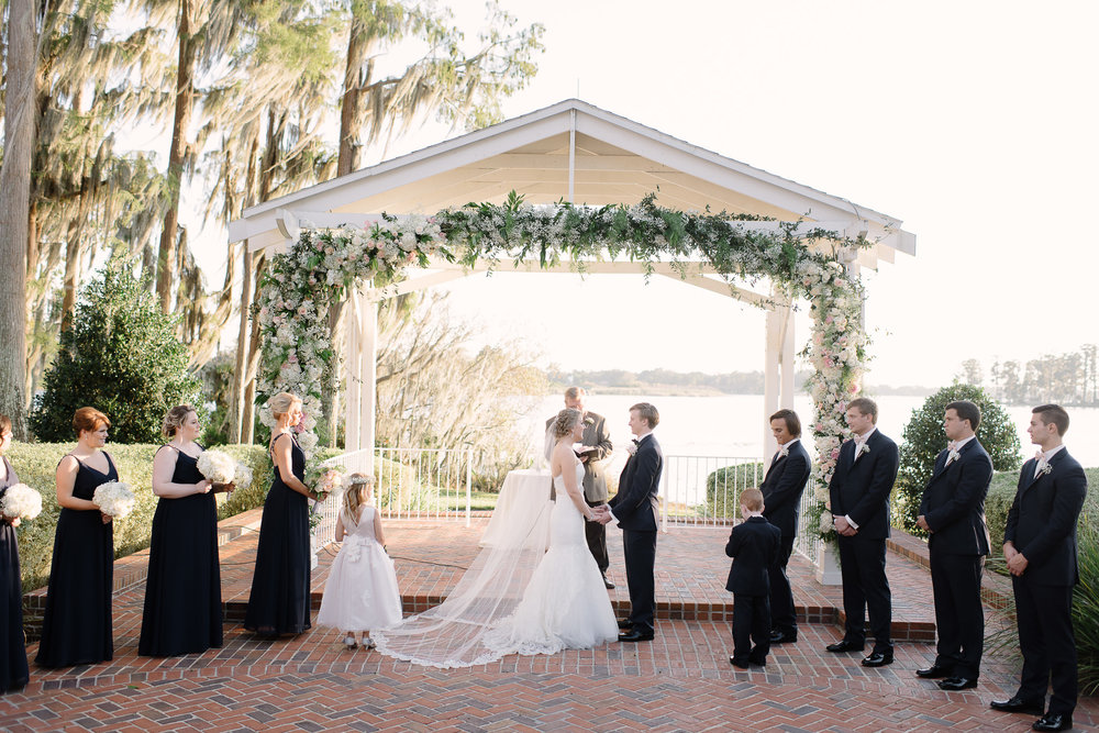 Cypress Gove Estate Wedding Orlando Florida Sunglow Photography