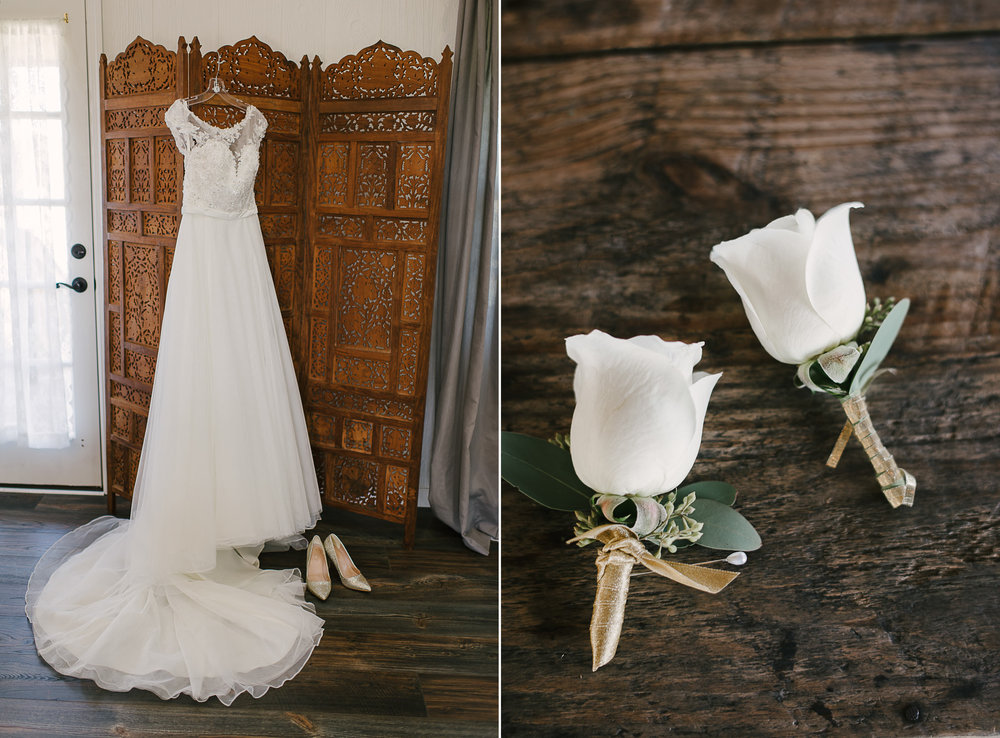 Elegant Barn Weding in Florida