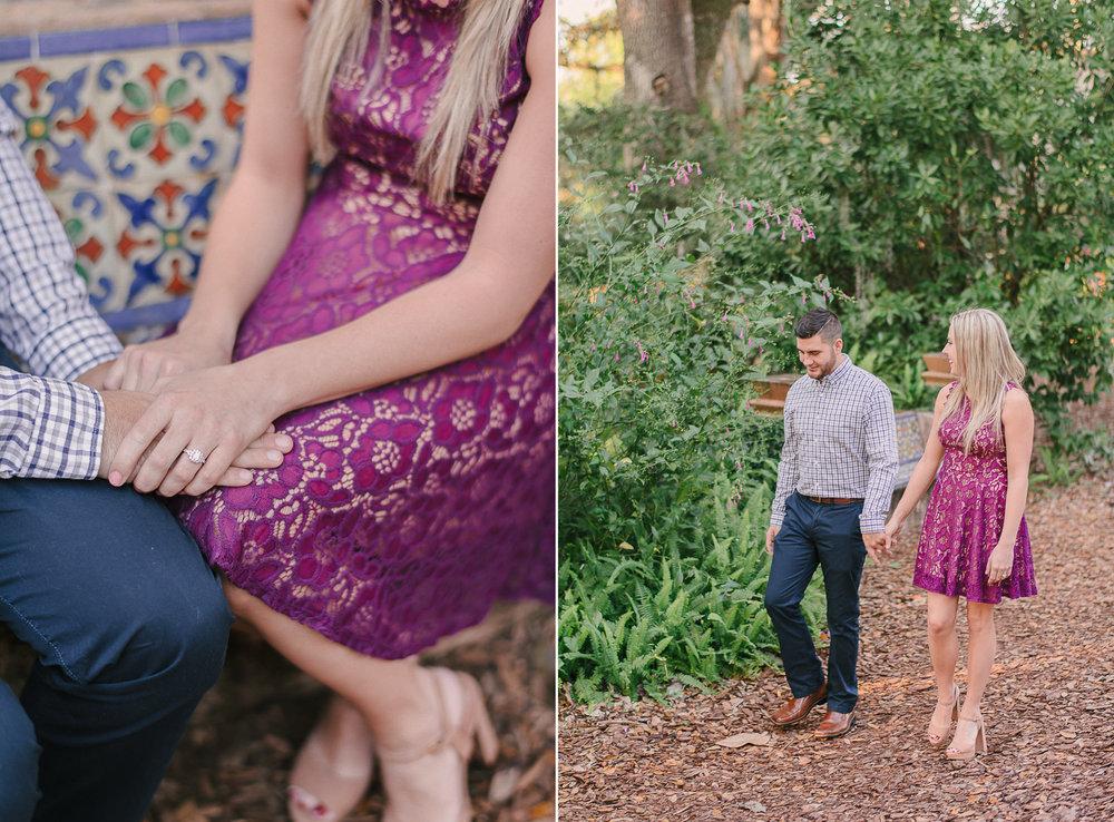 Bow Tower Garden Wedding