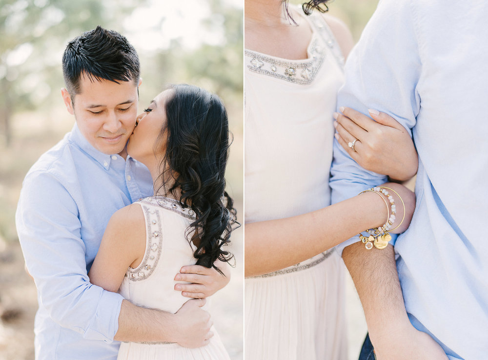 Bok Tower Garden Engagement Session