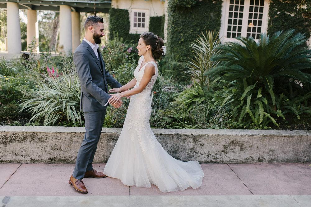 Elegant Brunch Wedding at the Sydonie Mansion in Mount Dora Flor