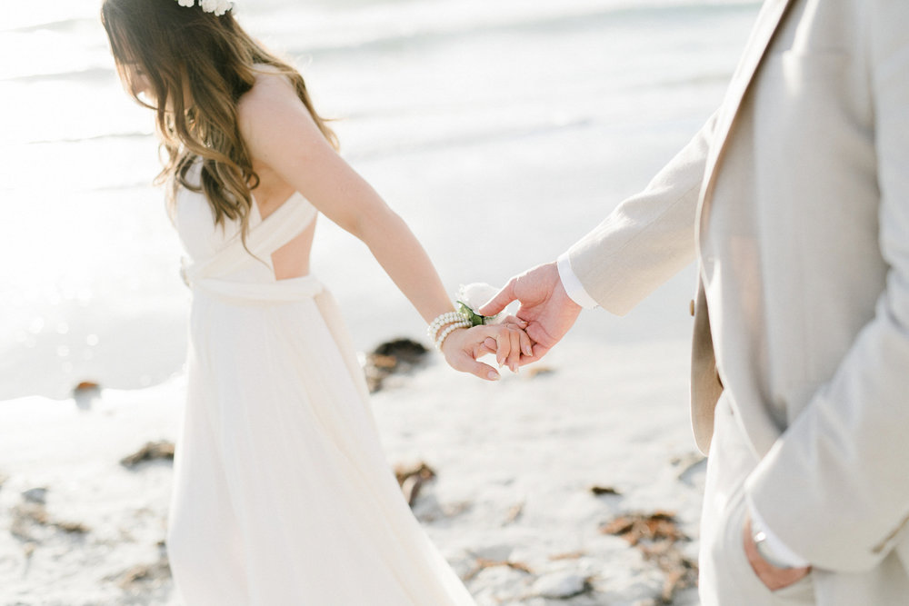 St Pete Beach Elopement