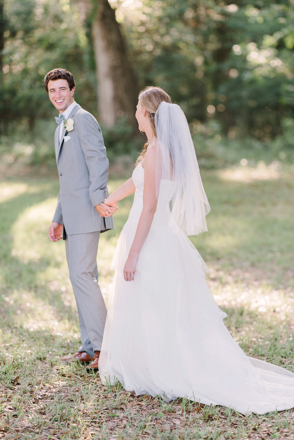 October Oaks Wedding  Sunglow Photography