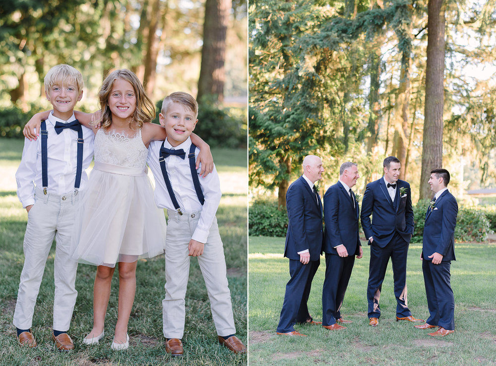 Robinswood House Wedding Bellevue WA