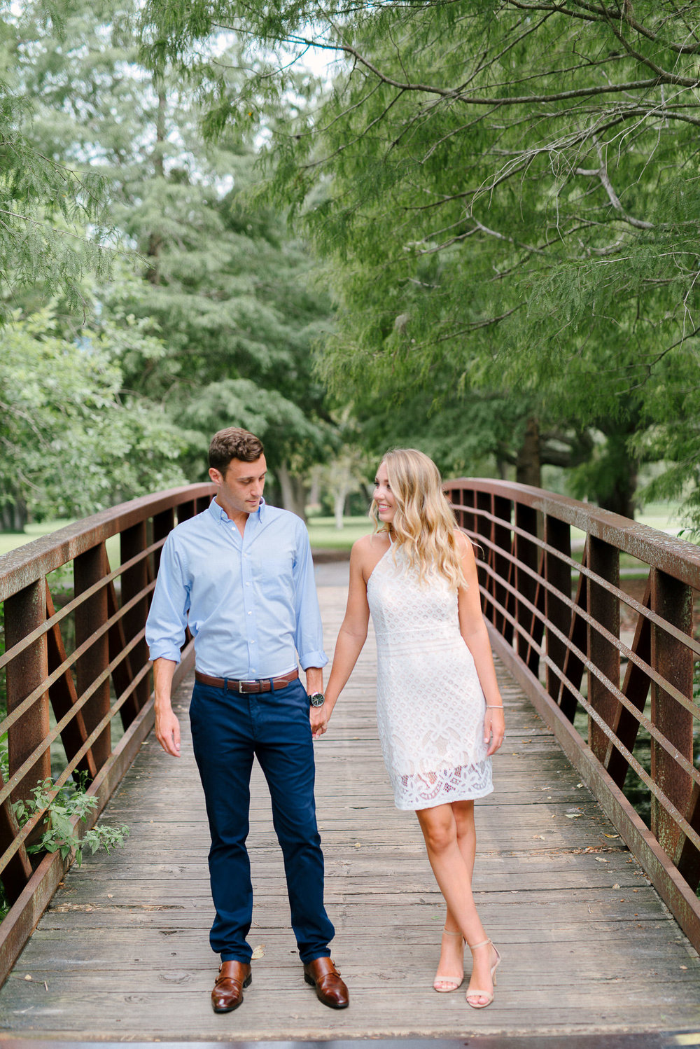 Fun Lake Side Engagement Session