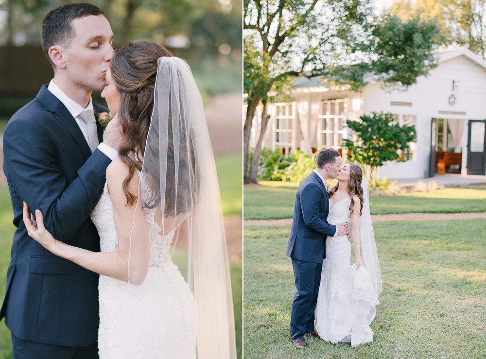 Beautiful Natural Light Wedding Photography