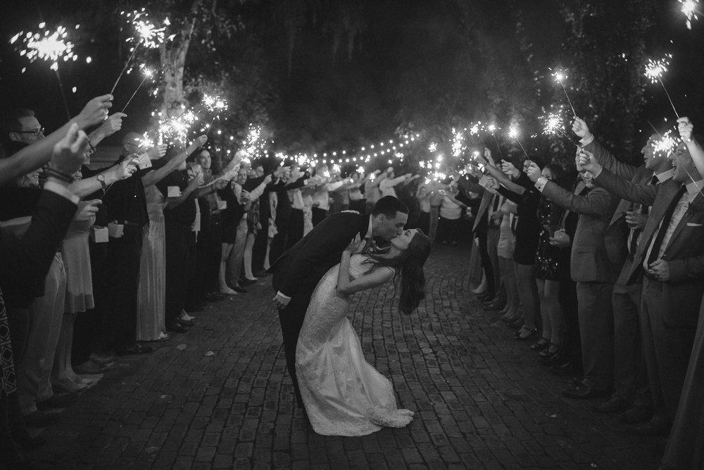 Cross Creek Ranch Wedding Florida by Sunglow Photography