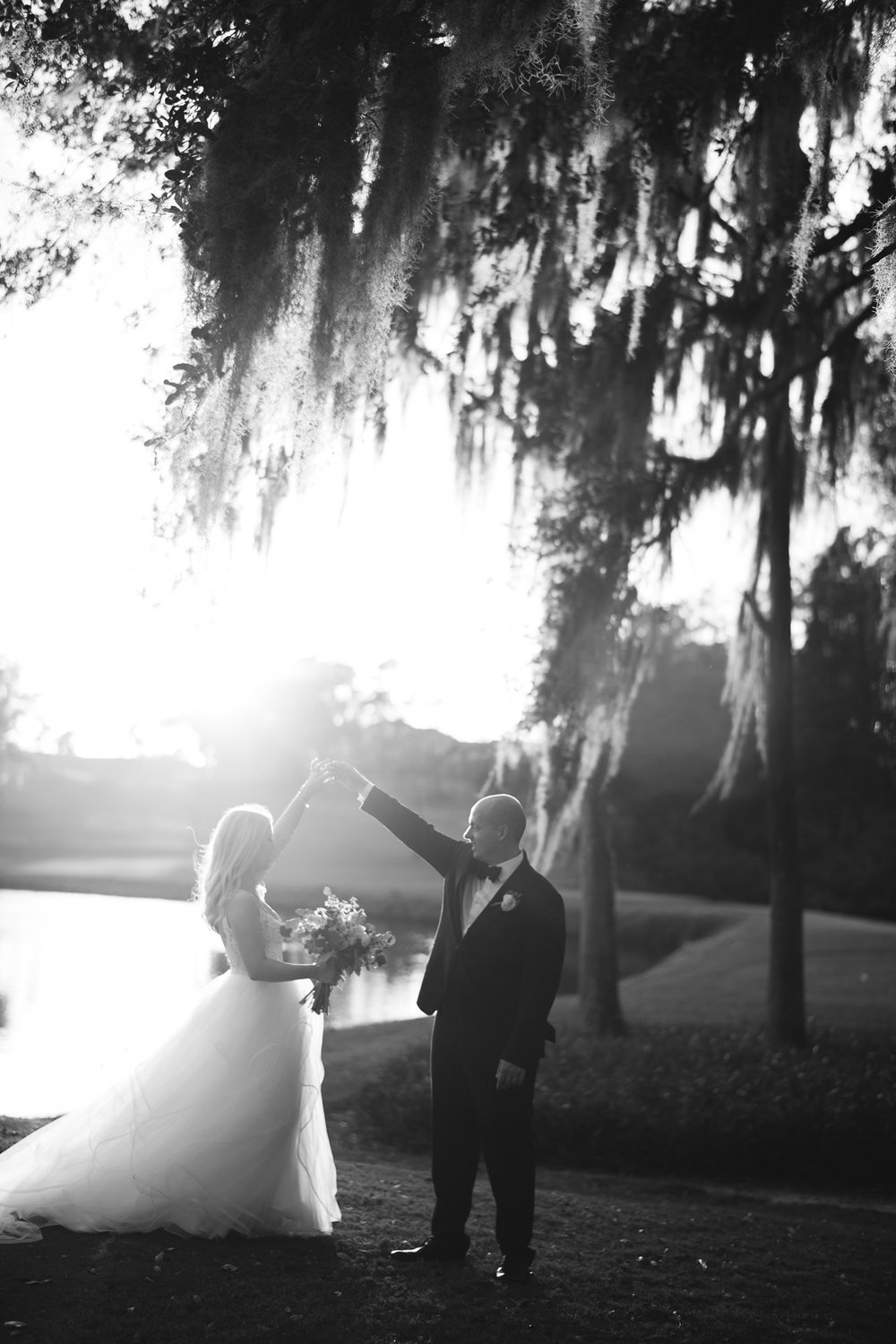 Beautiful Natural Light Wedding Photography