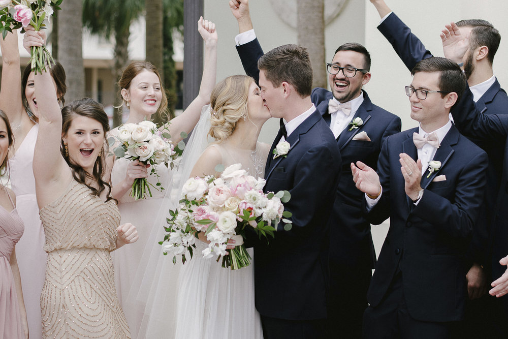 Orlando St. James Cathedral Wedding Sunglow Photography