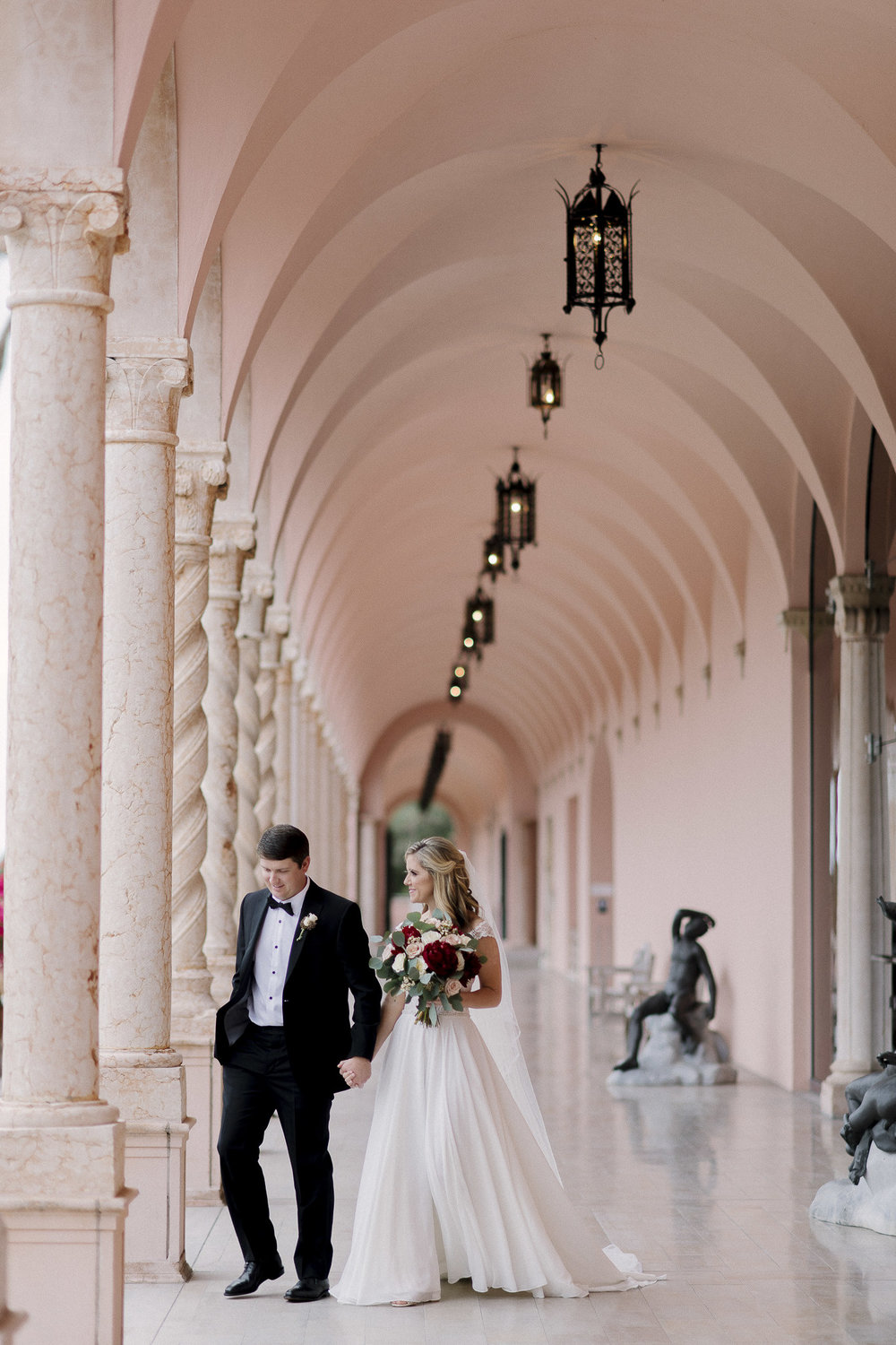 Sunglow Photography Ringling Museum Wedding Florida