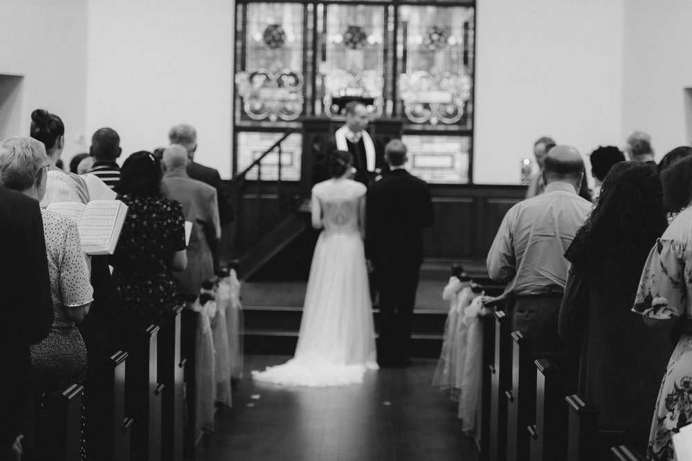 Florida Southern and Covenant Presbyterian Church Wedding Lakela