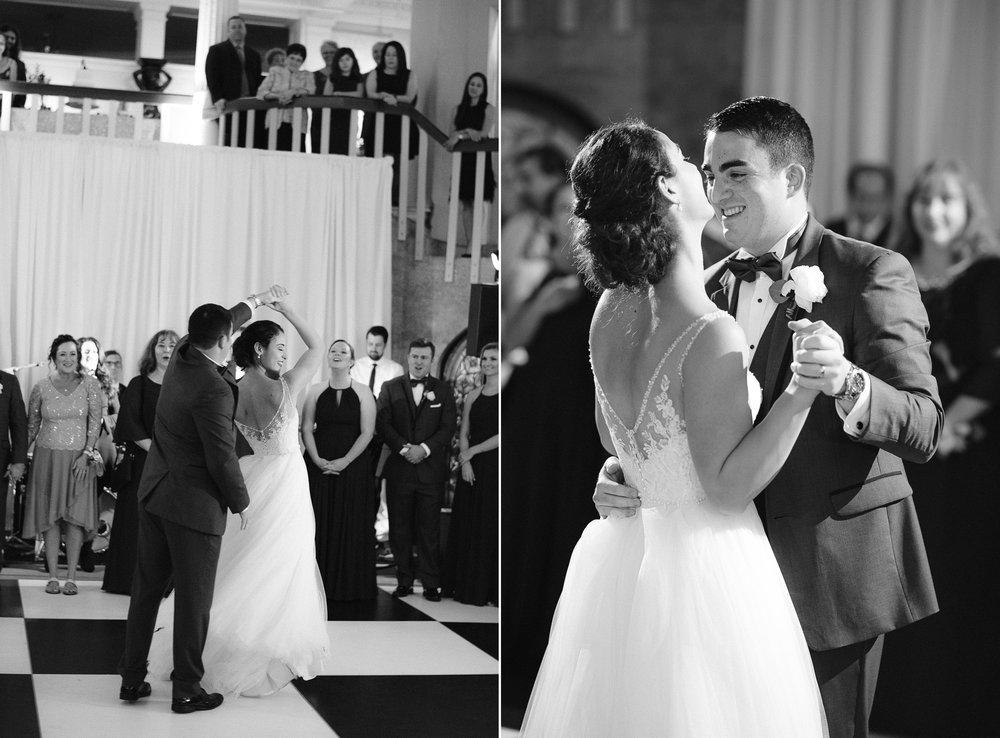 The Lightner Museum Wedding