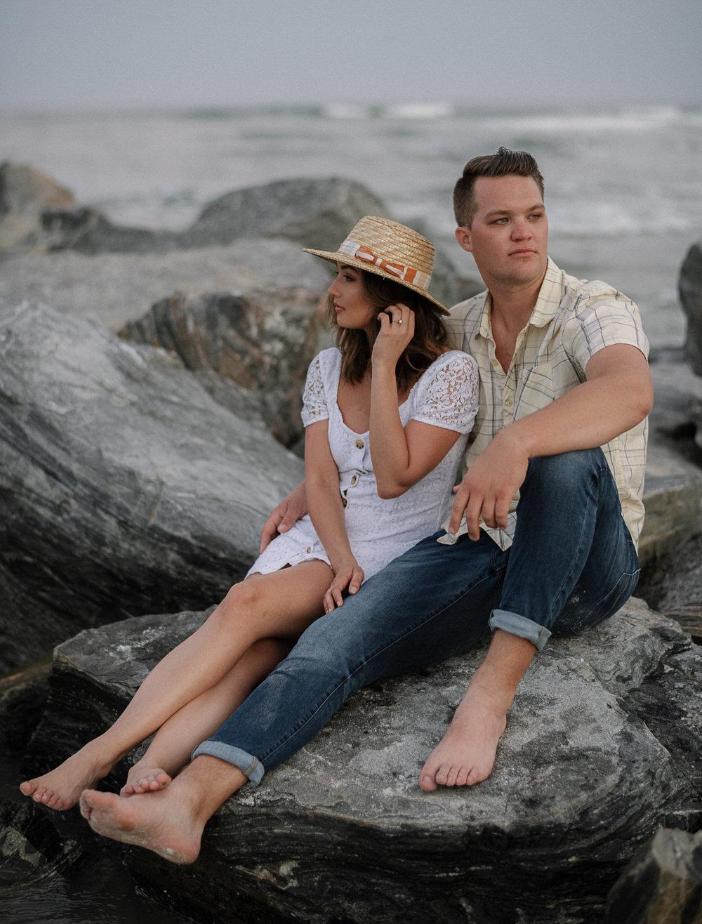 Romantic Beach Photography