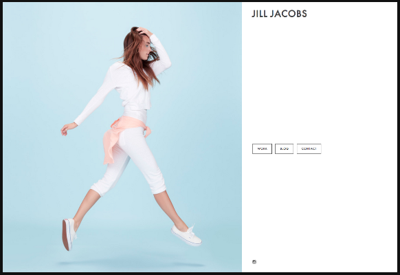 Designed for fashion stylist Jill Jacobs
