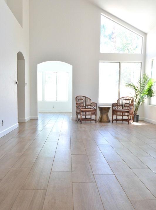 Wood Look Tile Floors Lauren Andrews Design