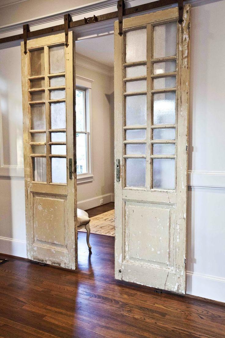 Barn Doors Lauren Andrews Design - Old Style Barn Doors Image Collections - Accordion Style Exterior Doors