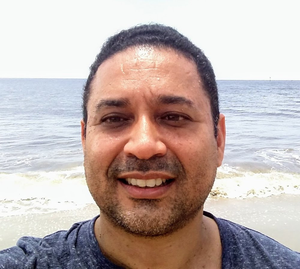 Anthony Luces,owner & guide of Trinidad food tours - trinidad and tobago