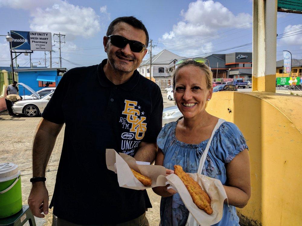 fun food tour with Trinidad Food Tours - Trinidad and tobago