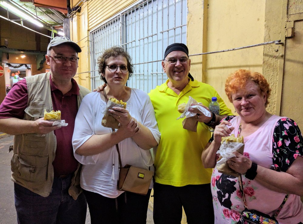 Private tours are welcomed with trinidad food tours - trinidad and tobago