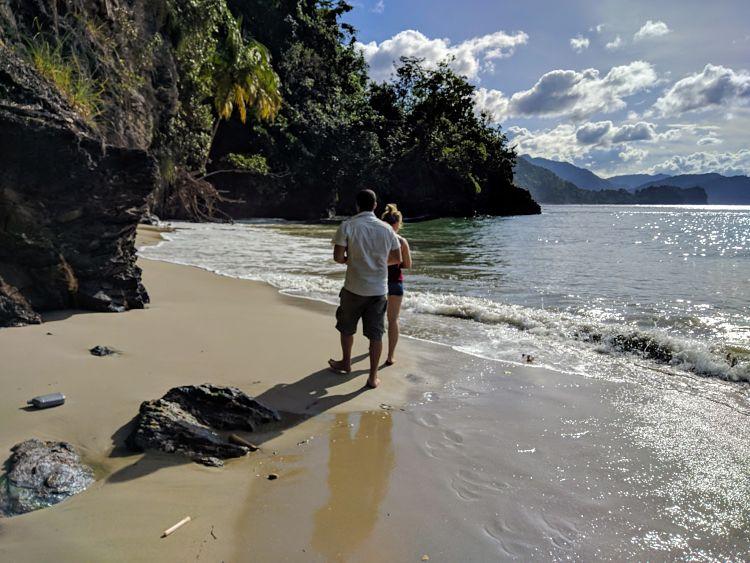 Beach hoping in Trinidad & tobago - Trinidad food tours