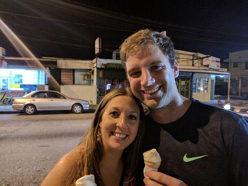 Trinidad food tours - layover tours in trinidad