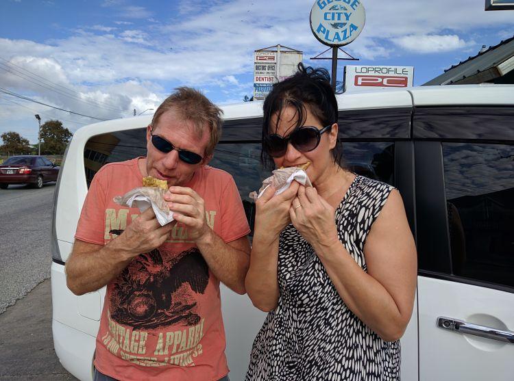 trinidad food tours - shore excursions in trinidad