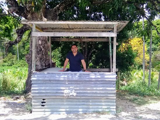 trinidad food tours - owner - anthony luces