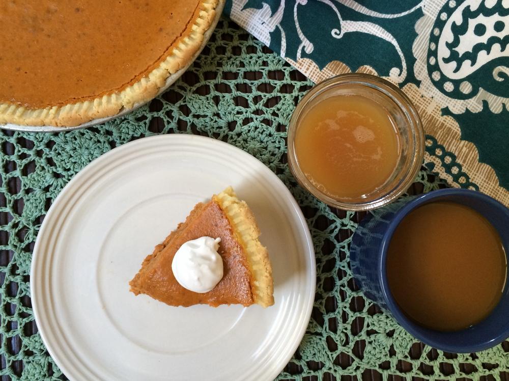 Pumpkin Pie2