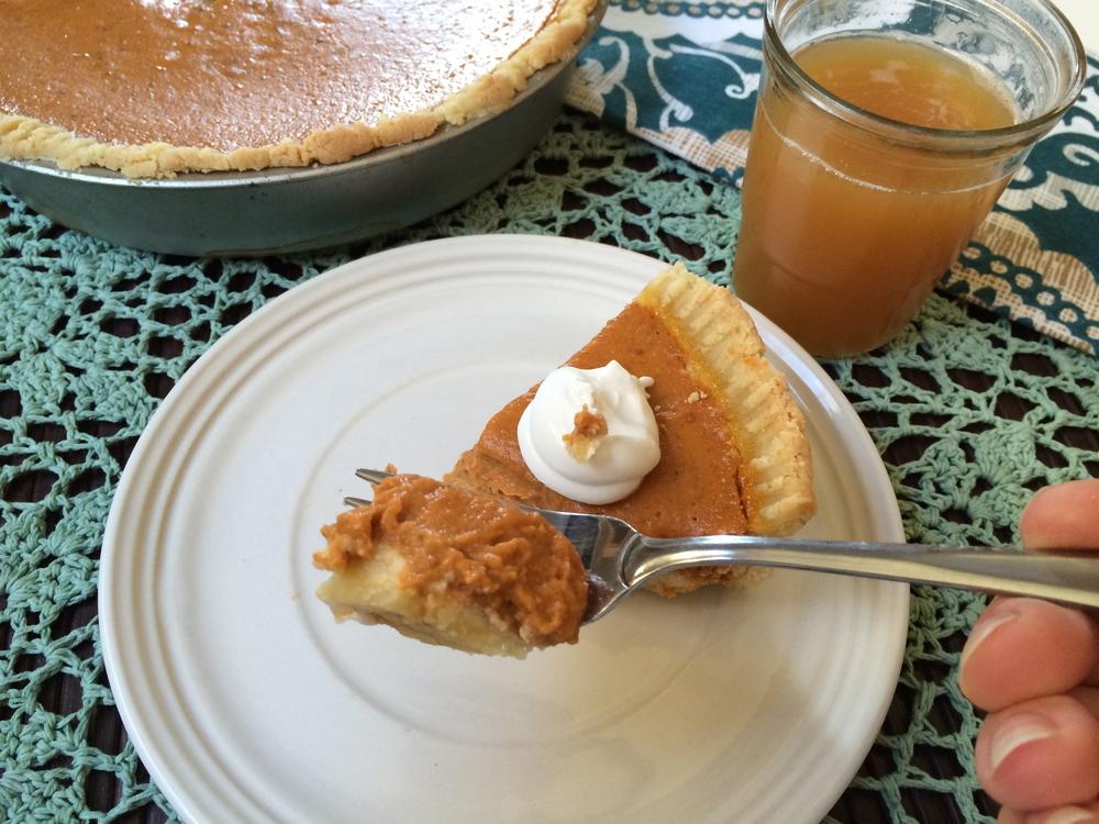 Pumpkin Pie3
