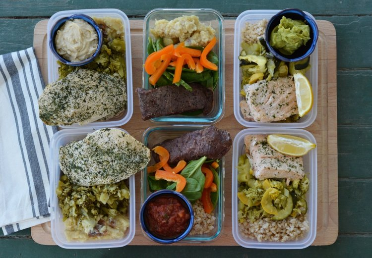 Meal planning made easy part 1 my active roots there are so many different ways to go about meal prepping choose one that fits your schedule budget cooking abilities and goals best forumfinder Image collections