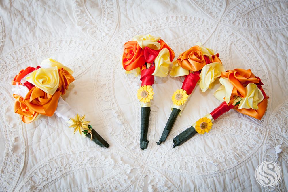 Homemade Bouquets