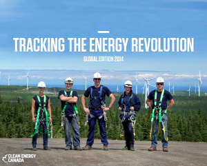 DOWNLOAD: Tracking the Energy Revolution – Global 2014 [PDF, 2 MB]