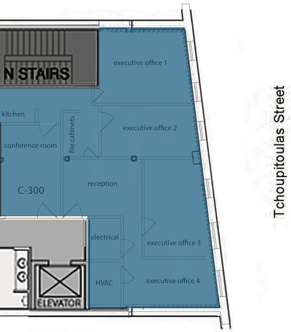 Barwil 300 Floor Plan
