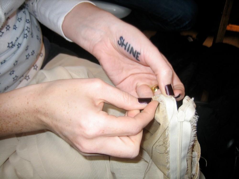 Shine tattoo life coach los angeles
