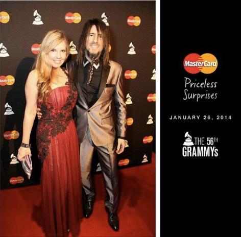 Bumblefoot Grammy Red Carpet