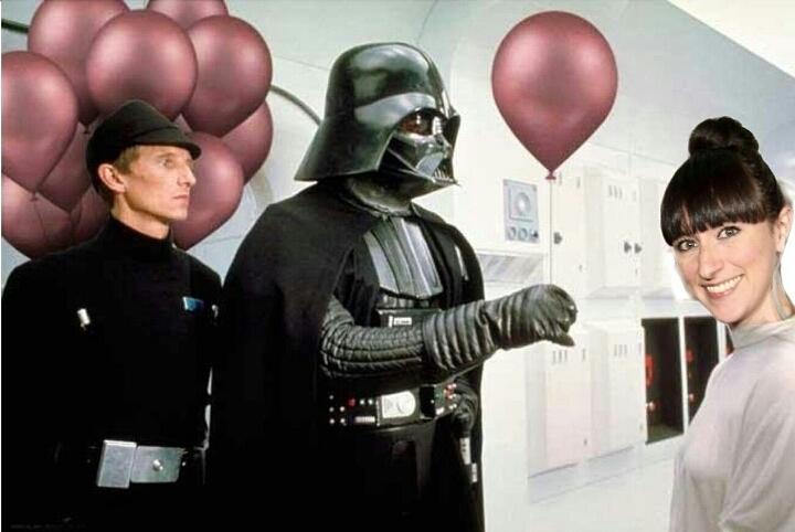 Bri Seeley Star Wars