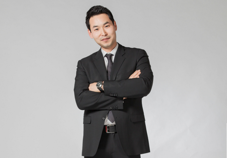 JAMES BAEK, FOUNDER CEO & MC