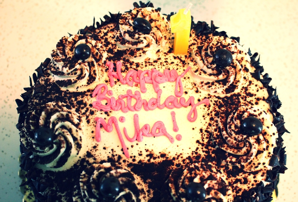 Little Girls 1st Birthday Cake Gabriela Kropf