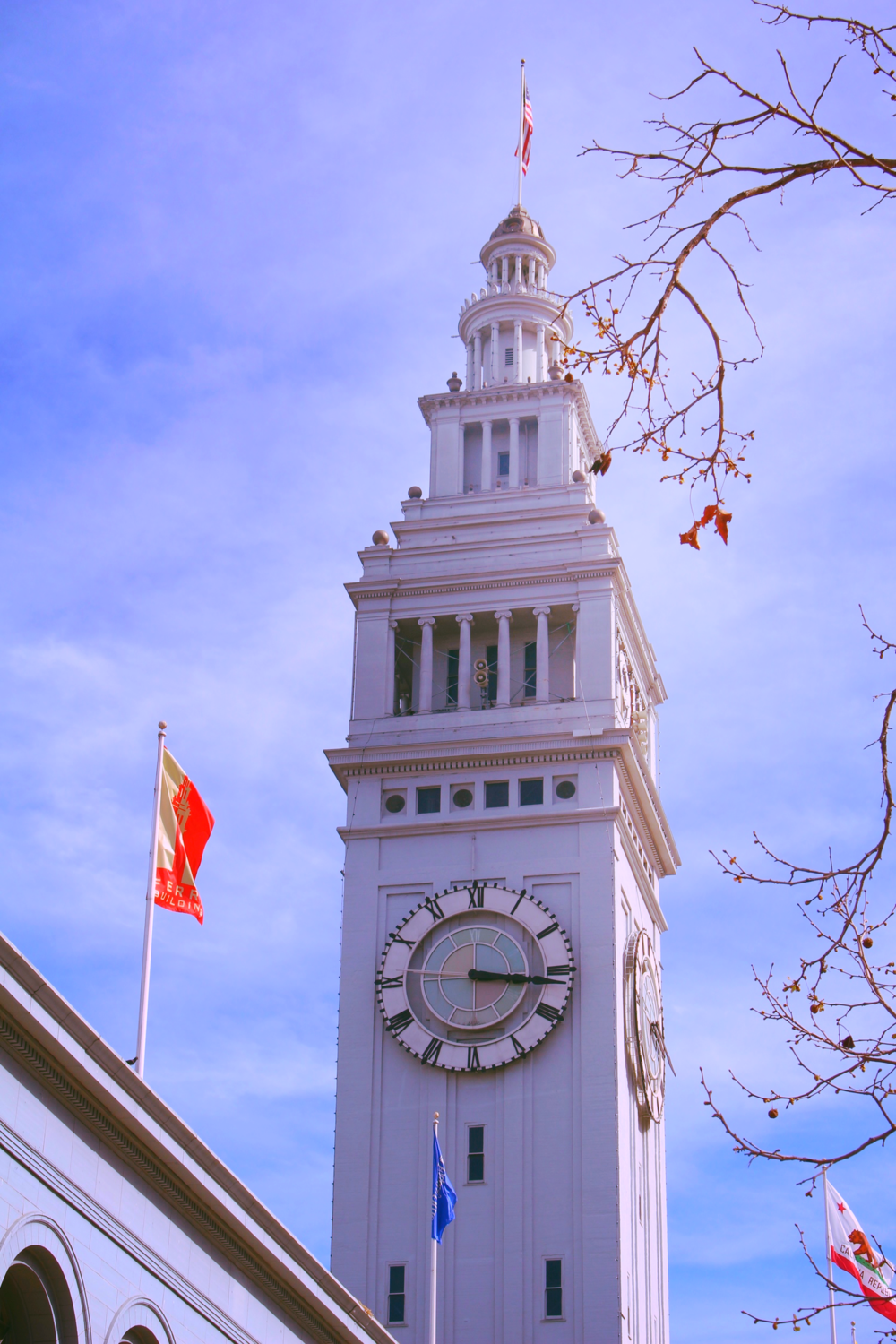 Ferry Building!=)