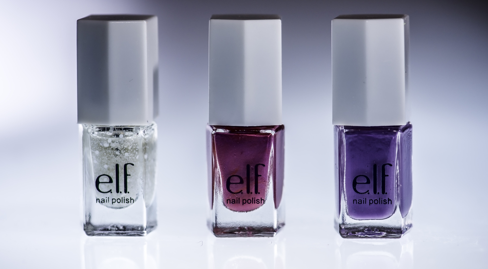 Nail Polish Product Photography