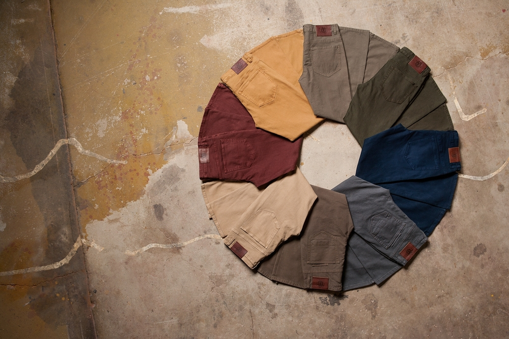 Element Summer 2014 - Denim Wheel