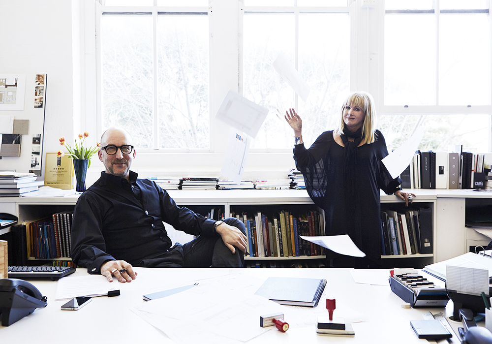 Richard Archer and Lindy Wright | Belle Magazine